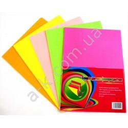 Бумага А4 Mini ассорти, Neon, 100 л.