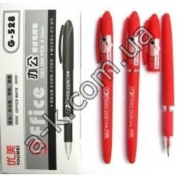 Ручка гелевая 528.кр.