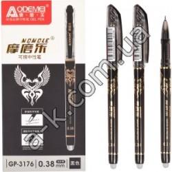 """Ручка""""пиши-стирай"""" 3176 гелевая,черн."""