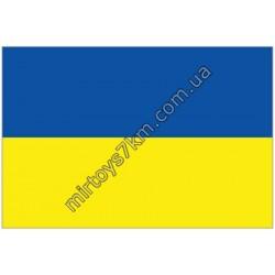 Флаг Украины 135*90